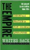 Ashcroft, B., Griffiths, G., et al. The Empire Writes Back: Theory and Practice in Post-colonial Literatures. New York : Routledge, 1989. (couverture du livre)