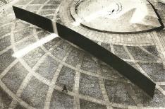 Richard Serra: Tilted Arc, Federal Plaza, New-York – 1981-1989