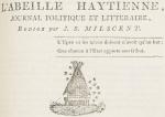 L'Abeille haytienne (1817-1820, détail)