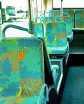 Intérieur du bus parisien Agora, Vonnik Hertig