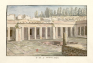 Pompeii published 1819, William Gell, [Vers 1817-1819], Bibliothèque de l'Institut national d'histoire de l'art, collections Jacques Doucet